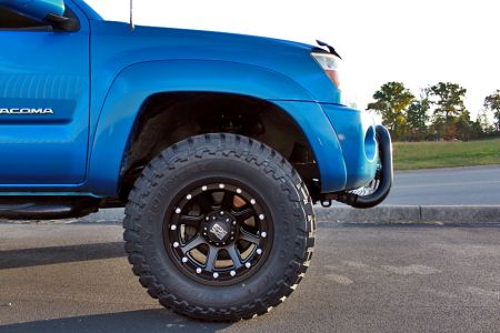 Toyota Tacoma 3 Inch Lift With 33 ✓ The Amazing Toyota