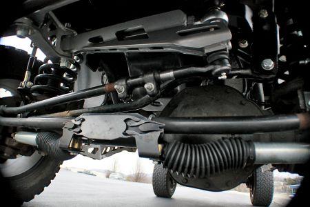 08 dodge ram 2500 steering upgrade