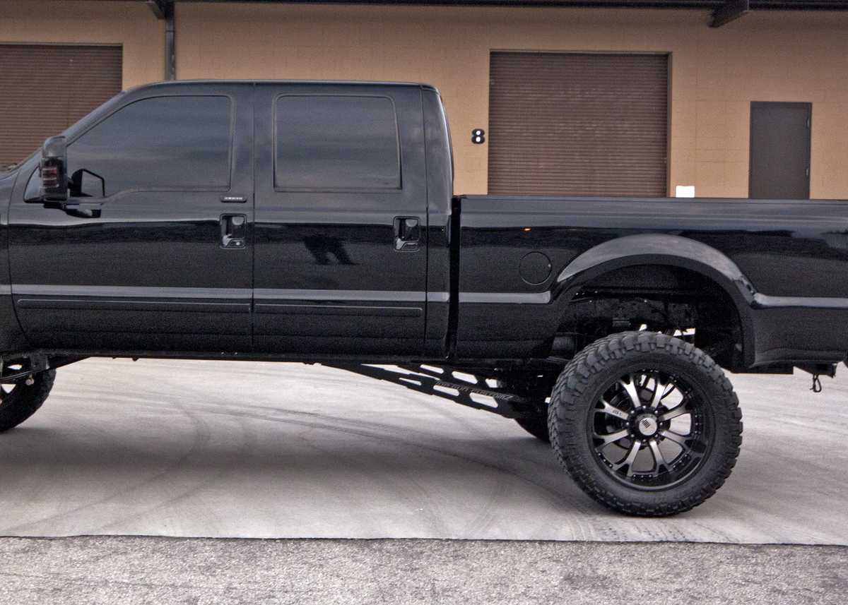 Ford F350 Vs Dodge 3500 >> Shop Talk - Top Gun Customz: Product Review for Dodge Ram 2500/3500 and Ford F250/F350 Super ...